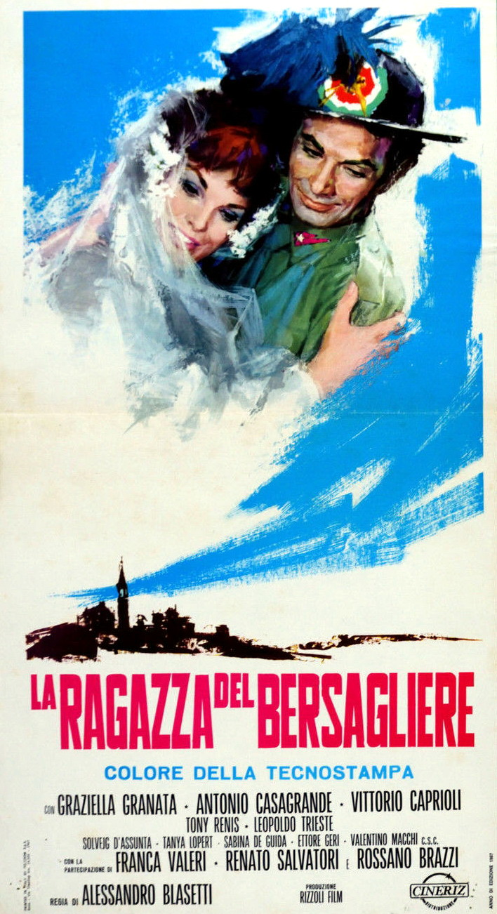 La ragazza del bersagliere (1967)