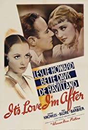 It's Love I'm After(1937) Poster - Movie Forum, Cast, Reviews