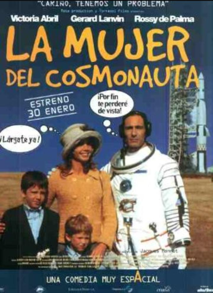 La femme du cosmonaute (1997)