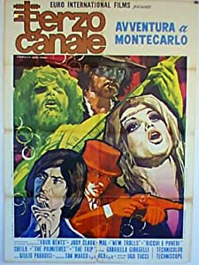 Watching movies television computer Terzo canale - Avventura a Montecarlo Italy  [h264] [480x320] [640x640] by Giulio Paradisi