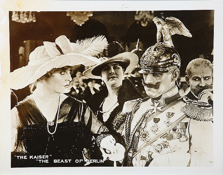 Rupert Julian in The Kaiser, the Beast of Berlin (1918)