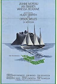 The Sailor from Gibraltar (1967) Poster - Movie Forum, Cast, Reviews