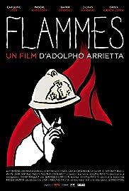 Flammes Poster