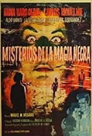 Mysteries of Black Magic Poster