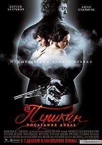 Watch preview movies Pushkin: Poslednyaya duel [1280x960]