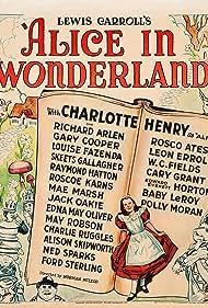 Alice in Wonderland (1933) Poster - Movie Forum, Cast, Reviews