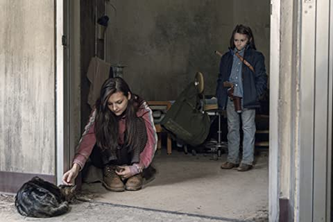 The Walking Dead 10×15 – La Torre