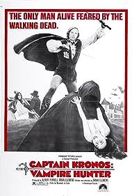Horst Janson in Captain Kronos: Vampire Hunter (1974)