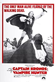 Captain Kronos: Vampire Hunter Poster
