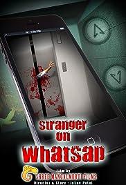 Stranger on Whatsap Poster