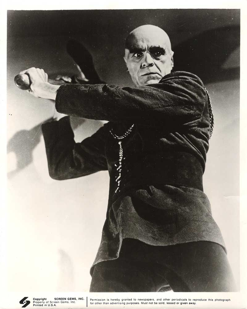 Boris Karloff in Tower of London (1939)