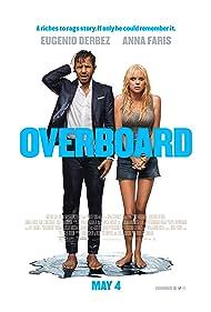 Eugenio Derbez and Anna Faris in Overboard (2018)