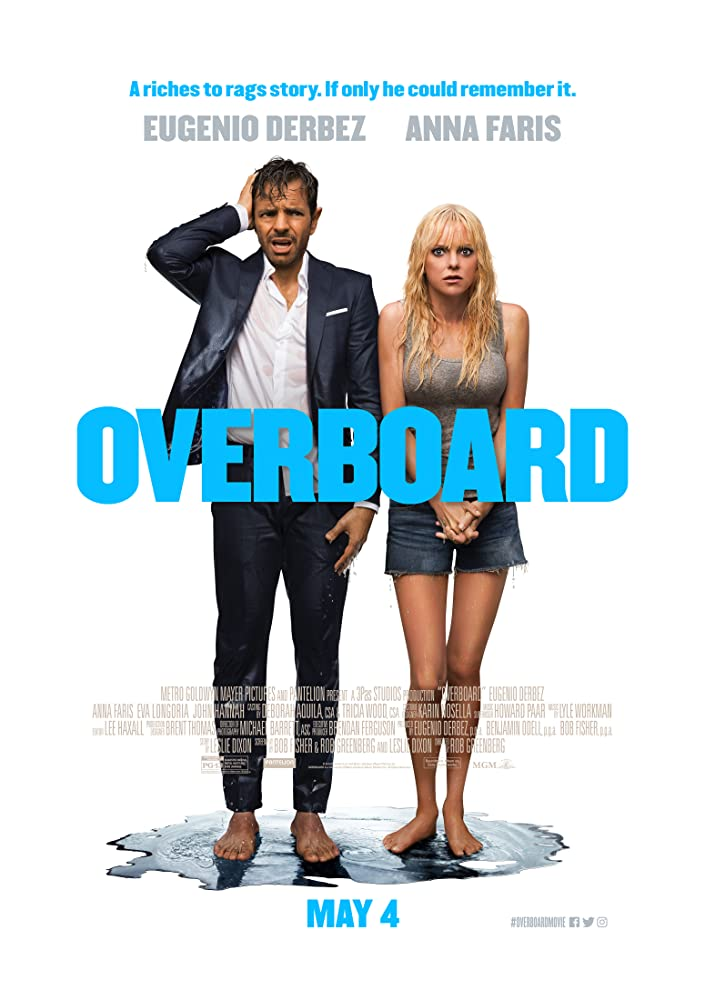 Overboard (2018) English 300MB HDRip 480p x264 ESubs
