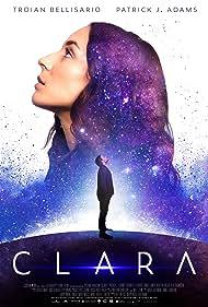 Troian Bellisario and Patrick J. Adams in Clara (2018)