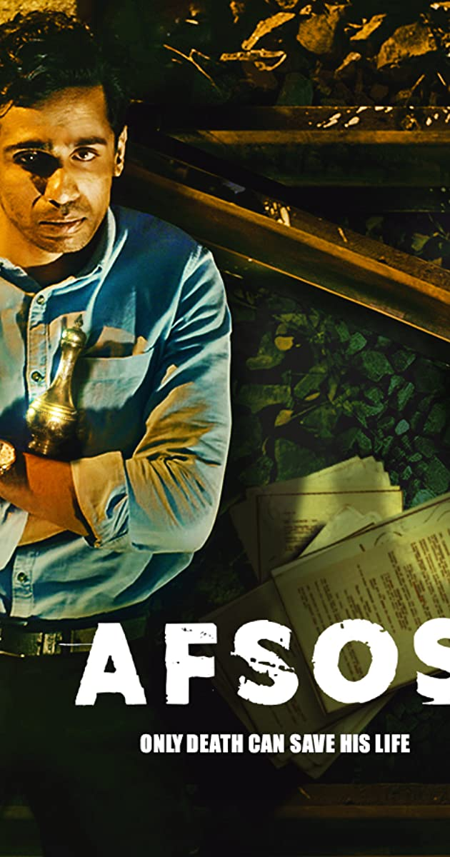 descarga gratis la Temporada 1 de Afsos o transmite Capitulo episodios completos en HD 720p 1080p con torrent