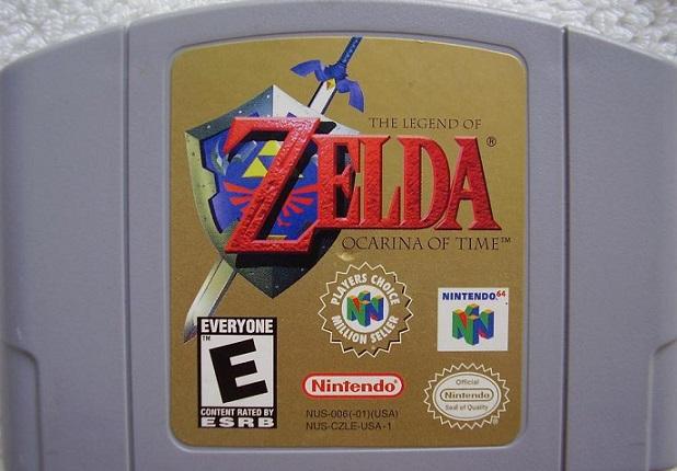 The Legend of Zelda: Ocarina of Time (Video Game 1998