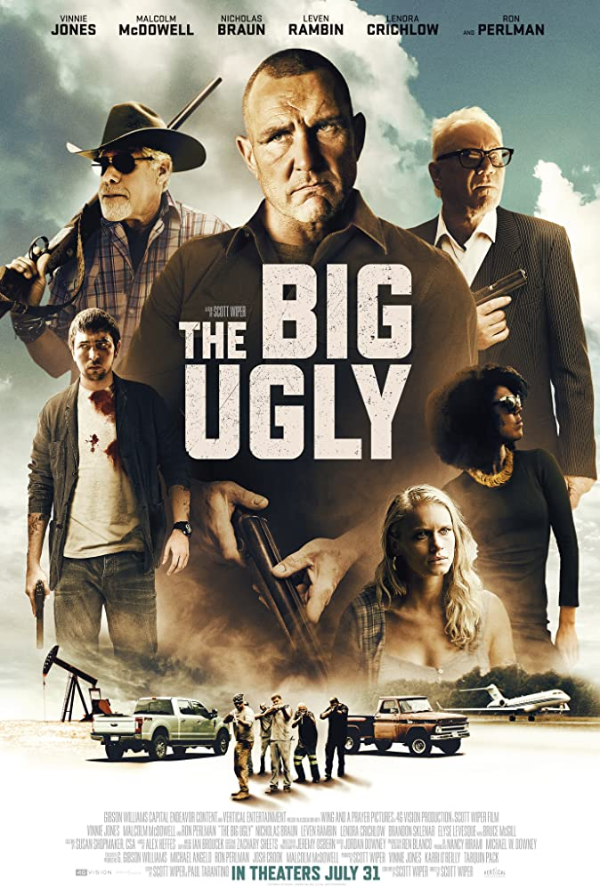 The Big Ugly 2020 Dual Audio Hindi 300MB HDRip 480p Download
