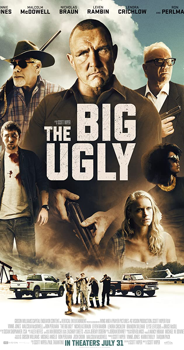 The Big Ugly (2020) [720p] [WEBRip] [YTS MX]