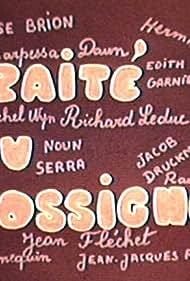 Traîté du rossignol (1971)
