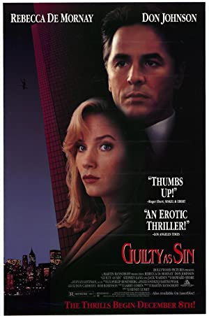 Guilty as Sin (1993)