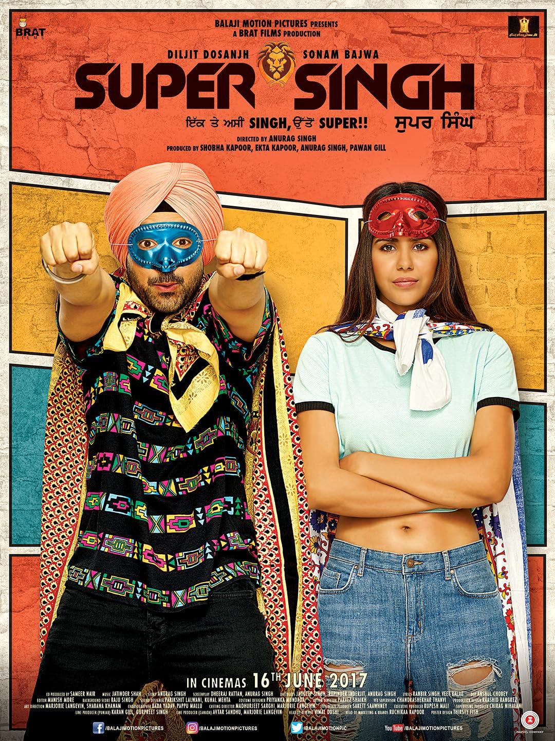 Super Singh (2017) centmovies.xyz