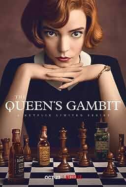 """""""The Queen's Gambit"""""""