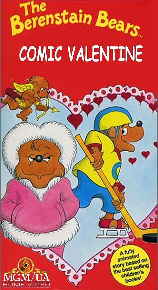 The berenstain bears comic valentine 1982 voltagebd Choice Image