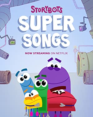 Where to stream StoryBots Super Songs