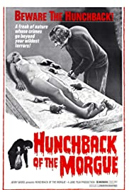 Hunchback of the Morgue(1973) Poster - Movie Forum, Cast, Reviews