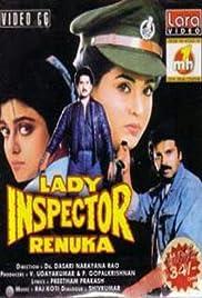 Lady Inspector Renuka Poster