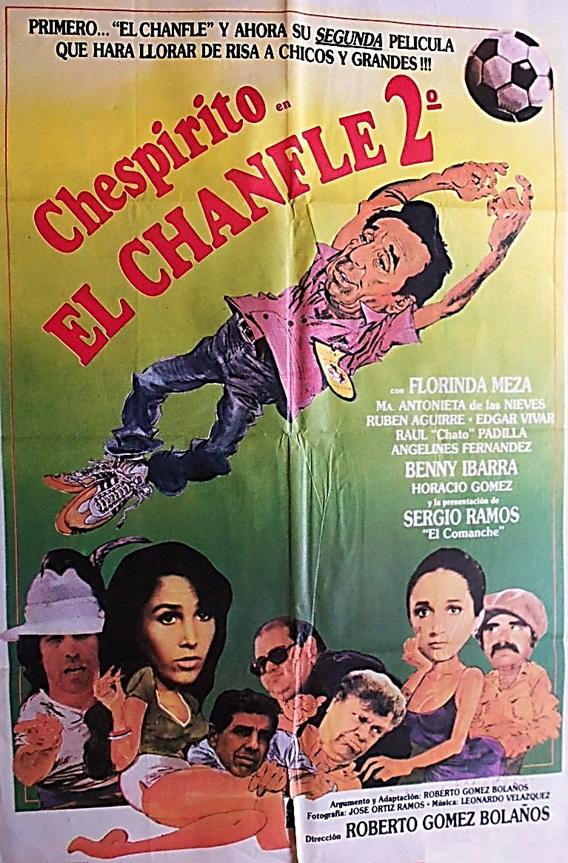 El Chanfle 2 (1982)