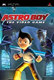 Astro Boy: The Video Game Poster