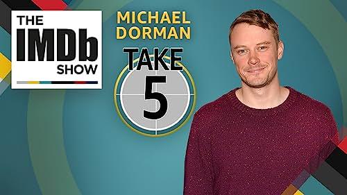 """Patriot"" Star Michael Dorman Crushes on 'The Princess Bride'"