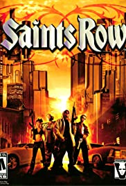 Saints Row Poster