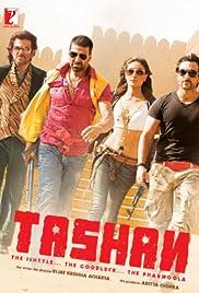 Tashan Poster