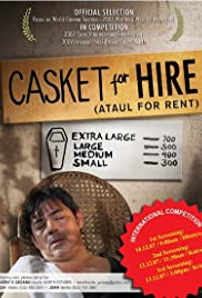 Casket for Hire Poster