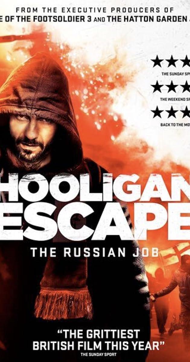 Subtitle of Hooligan Escape The Russian Job