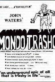 Mondo Trasho (1969) Poster - Movie Forum, Cast, Reviews