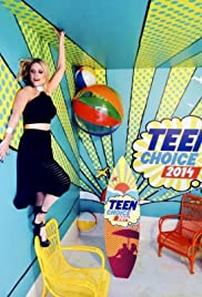 The Teen Choice 2014 Red Carpet Show Poster