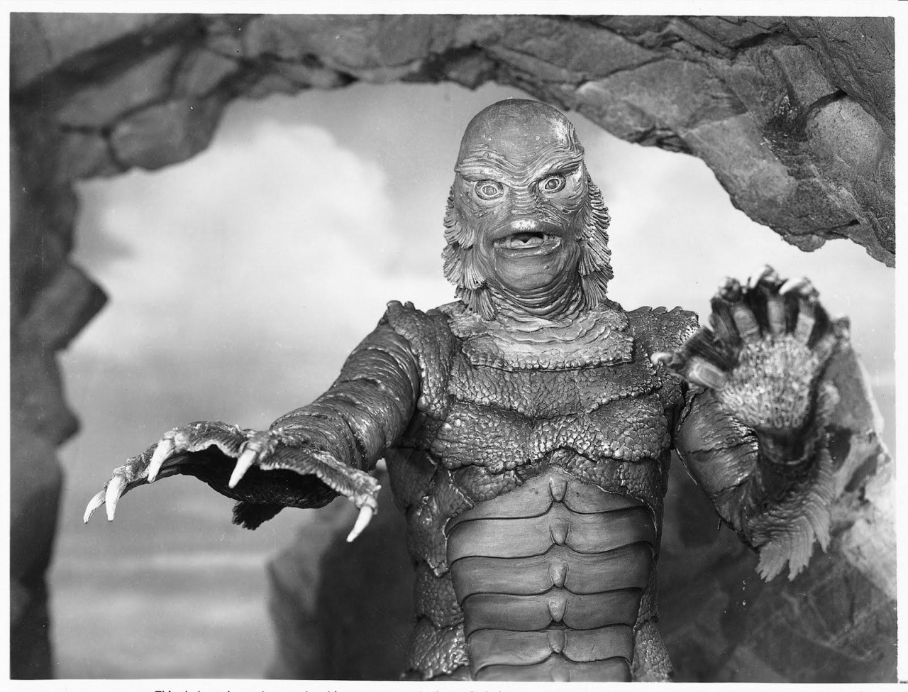 Ben Chapman in Creature from the Black Lagoon (1954)