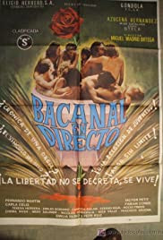 Bacanal en directo (1979) with English Subtitles on DVD on DVD