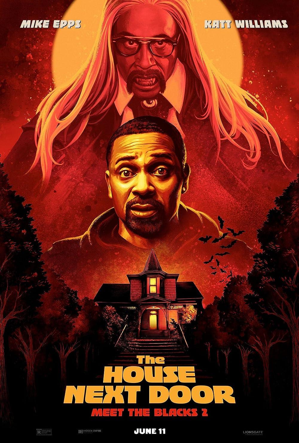 The House Next Door Meet the Blacks 2 2021 English 720p | 480p HDRip 800MB | 300MB Download