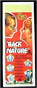 Websites for free full movie downloads Back to Nature [XviD]