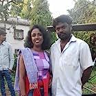Ajay Lonare and Sonamoni Jayant Gadekar in Rakkhosh (2019)