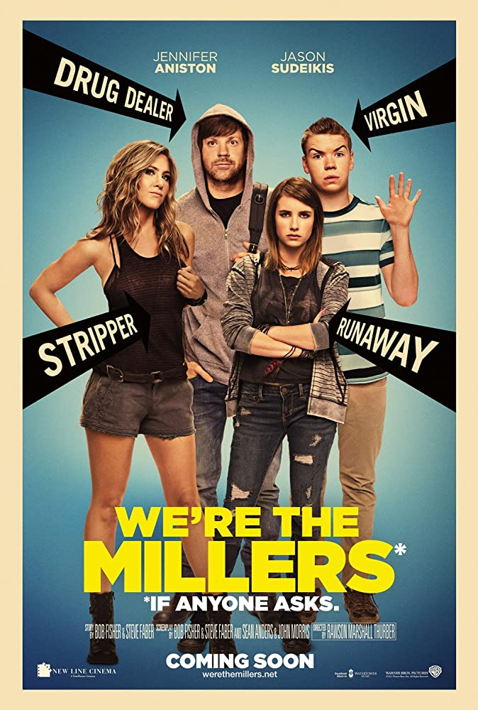 We're The Millers (2013) BluRay 720p 850MB ( Hindi – English ) ESubs MKV