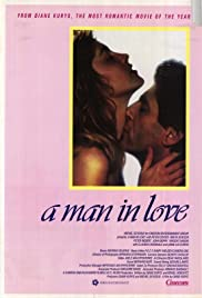 A Man in Love (1987) Poster - Movie Forum, Cast, Reviews