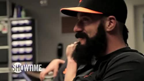 "Aubrey Huff ""The Franchise"" episode on Showtime"