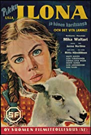 Pikku Ilona ja hänen karitsansa Poster