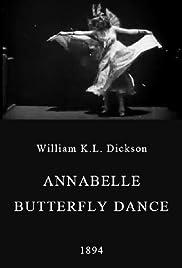 Annabelle Butterfly Dance Poster