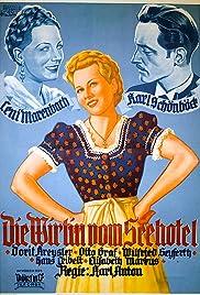 Die Wirtin zum Weißen Röß'l Poster